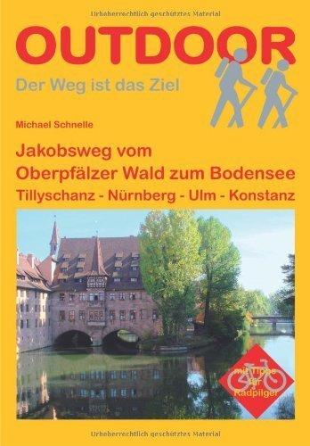 Zwillingsratgeber image Auf dem Jakobsweg: Schwandorf nach Ensdorf