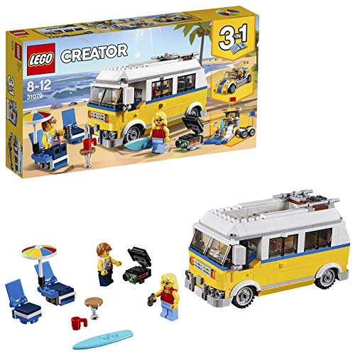 Zwillingsratgeber image LEGO® CREATOR VW T1 Camper