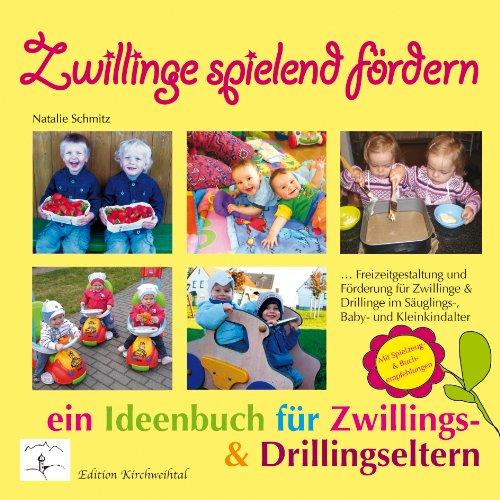 Zwillingsratgeber 61ubdIbl6OL1 Zwillinge spielend fördern: Ein Ideenbuch für Zwillings- und Drillingseltern