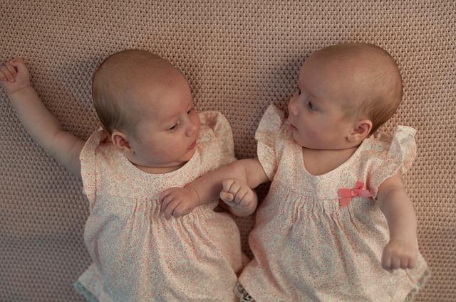 Zwillingszimmer baby  Zwillingszimmer einrichten – mehr als 10 praktische Ideen