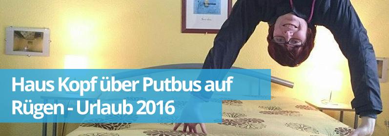 Zwillingsratgeber putbus Haus Kopf über in Putbus auf Rügen