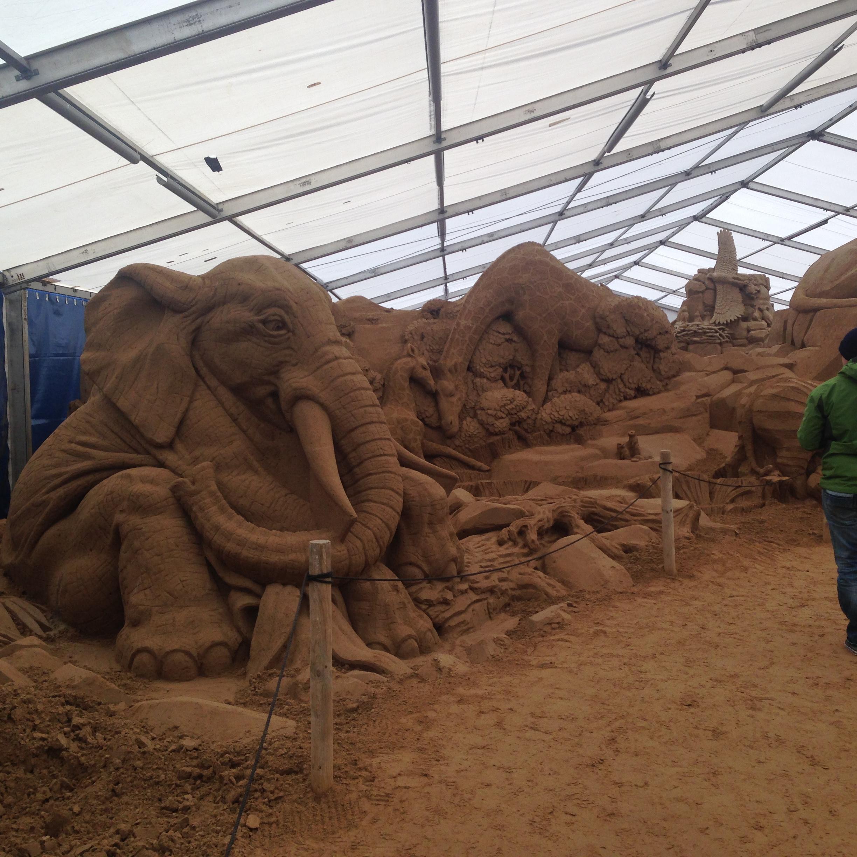 Zwillingsratgeber iphone_mai2016-2877 Sandskulpturen-Festival 2016 in Binz