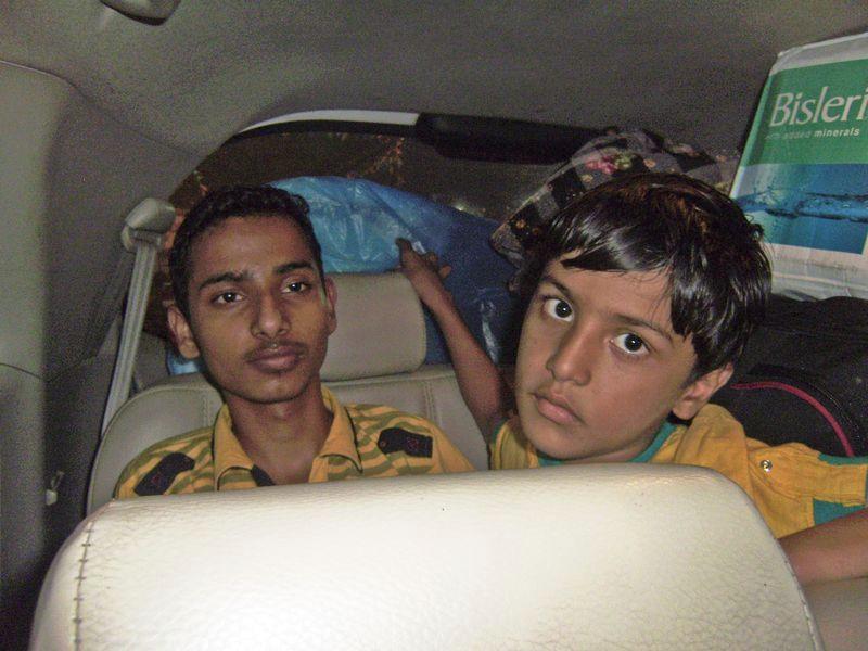 Zwillingsratgeber november2009-255 Erste Tour nach Udaipur und Pushkar