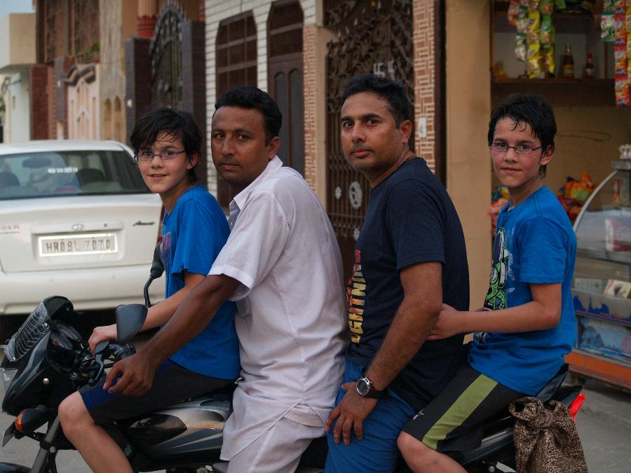 Zwillingsratgeber p1010873 Erste Eindrücke nach unserer Ankunft in Indien