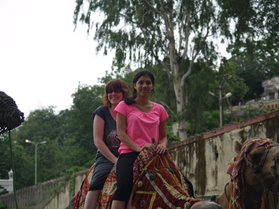 Zwillingsratgeber p1011240 Erste Tour nach Udaipur und Pushkar