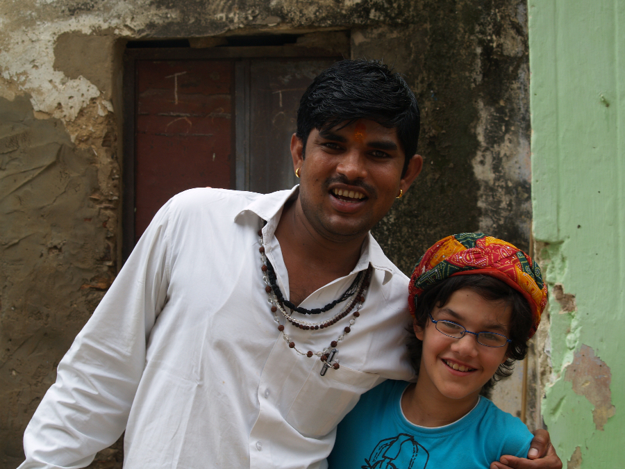 Zwillingsratgeber p1011570 Aufenthalt in Pushkar