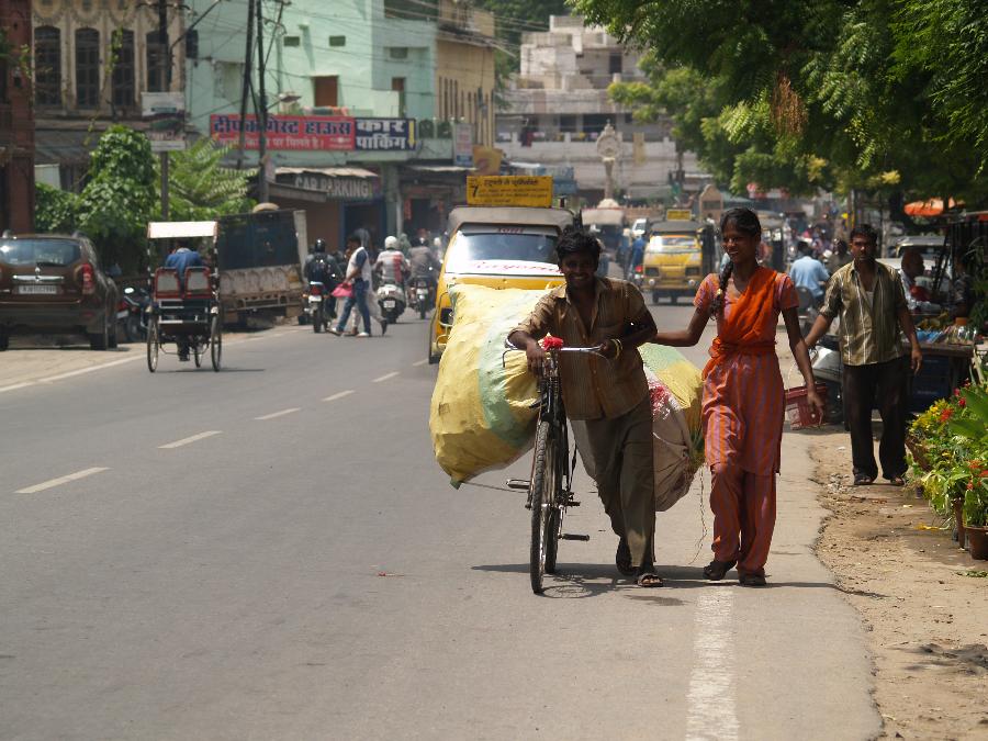 Zwillingsratgeber p1011578 Aufenthalt in Pushkar