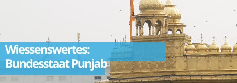 Zwillingsratgeber punjab Wiessenswertes: Bundesstaat Punjab