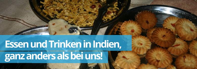 Zwillingsratgeber trinken Wissenswertes: Essen und Trinken in Indien