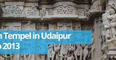 Zwillingsratgeber udaipur-tempel-375x195 Lake Pichola: Karriere eines künstlichen Sees