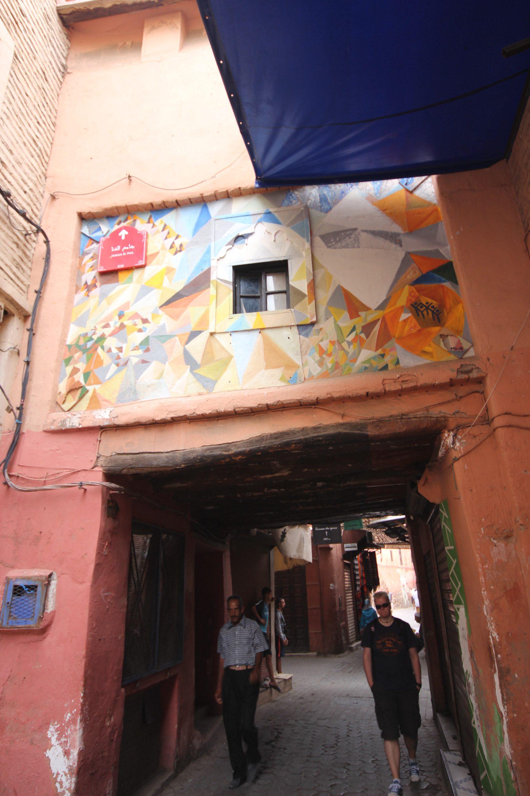 Medina Marrakeh