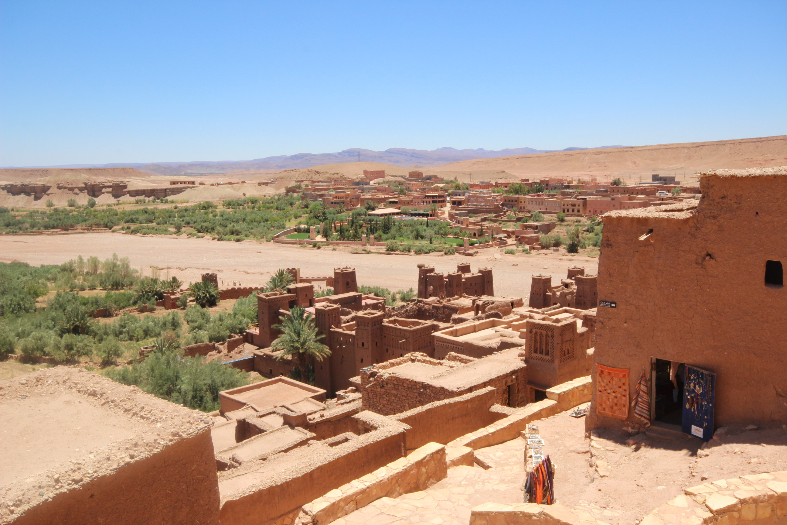 Ait Benhaddou UNESCO Kulturerbe