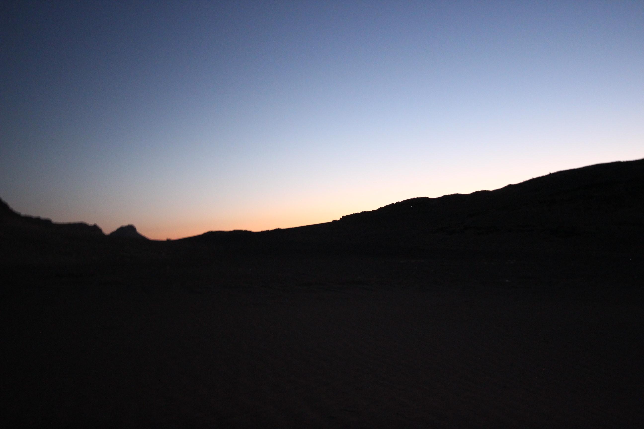 Zagora Wüste