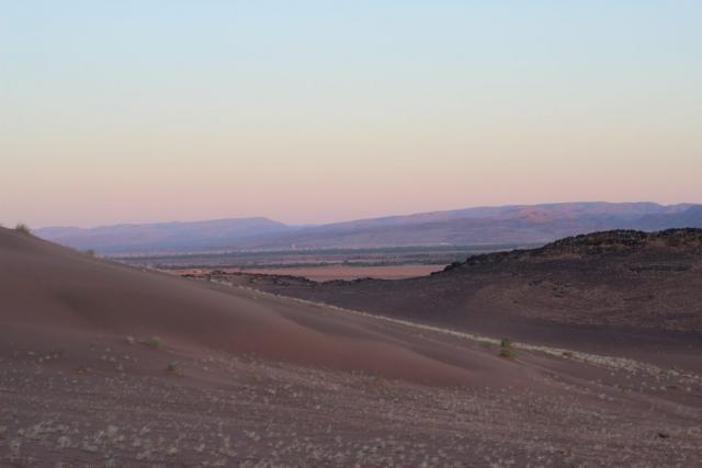 Kamelritt und Übernachtung in der Zagora Wüste