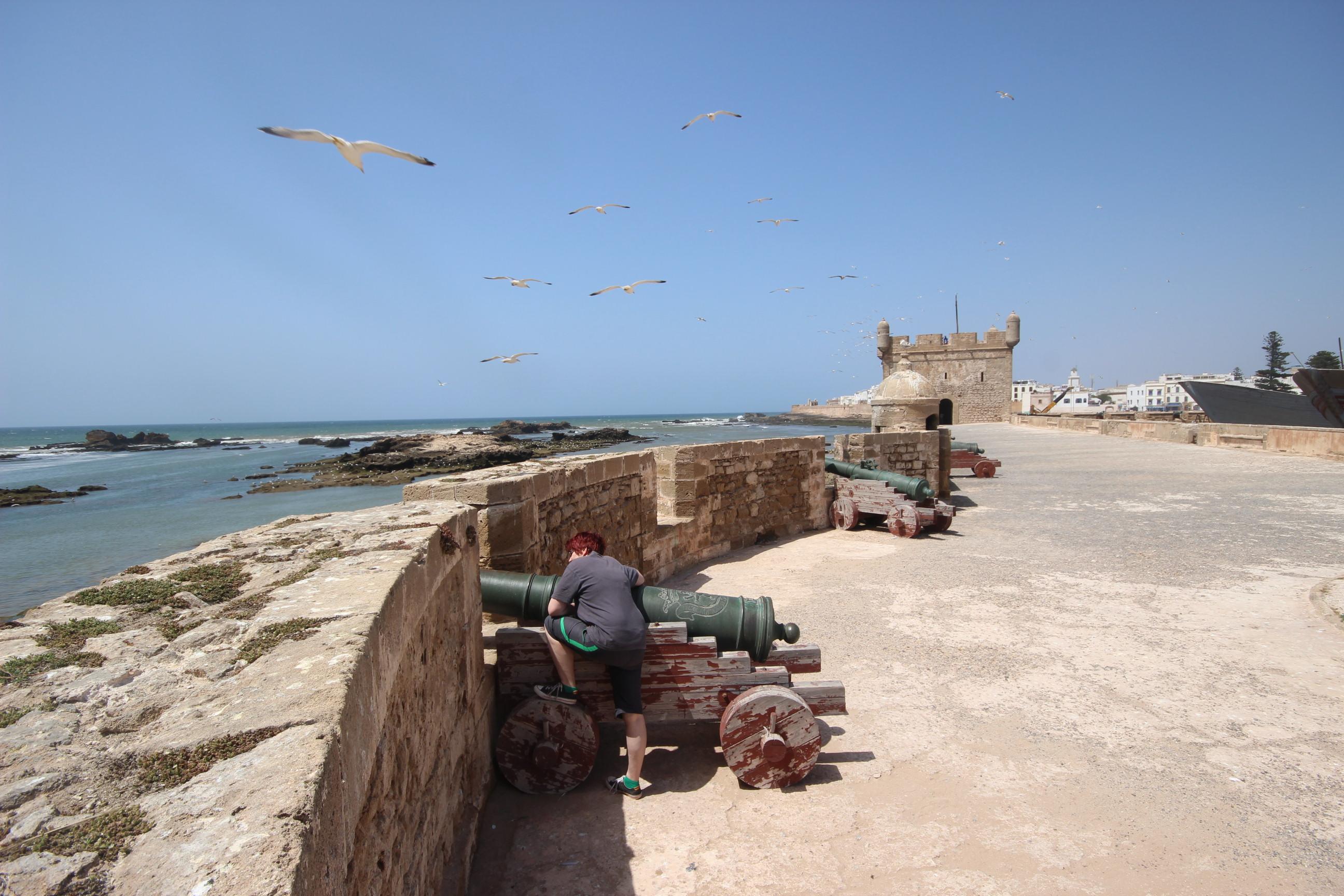 Essaouira Stadtmauer