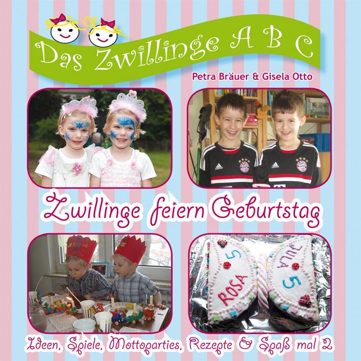 Zwillingsratgeber CoverGeburtstag2vorne Interview: Zwillinge feiern Geburtstag & Gewinnspiel