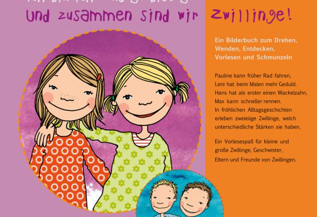 Zwillingsratgeber ich-bin-ich-zwillinge-1-634x433 Buchvorstellung: Ich bin ich - und Du bist Du! Und zusammen sind wir Zwillinge!