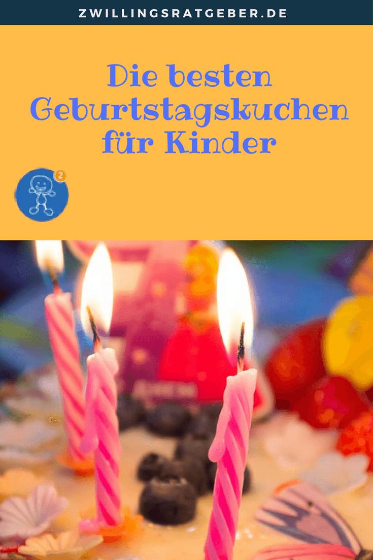 Zwillingsratgeber zwillingsratgeber.de1_ Tolle Auswahl an Torten für den Kindergeburtstag