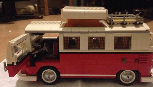 Zwillingsratgeber CreATOR-Lego-T1-Camper-2 LEGO® CREATOR VW T1 Camper