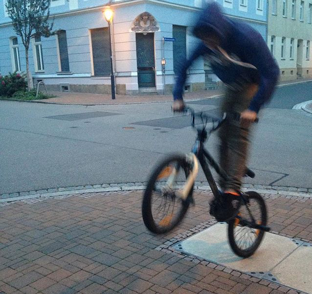 Downhill-, BMX, Mountain-Bike Etc.