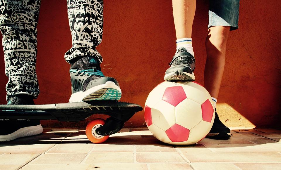 Zwillingsratgeber kinder-sportschuhe Tipps für den Sportschuhkauf für Kinder