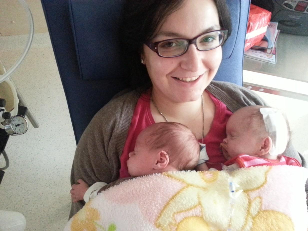 Zwillingsratgeber 20130417_173952 Interview mit Frühchenmama Steffi über Ihre Zwillinge