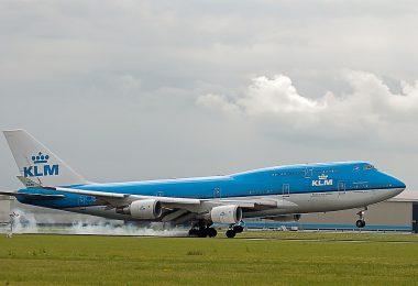 Zwillingsratgeber klm-flugzeug-380x260 Anzeige: Schon mal was von KLM gehört?