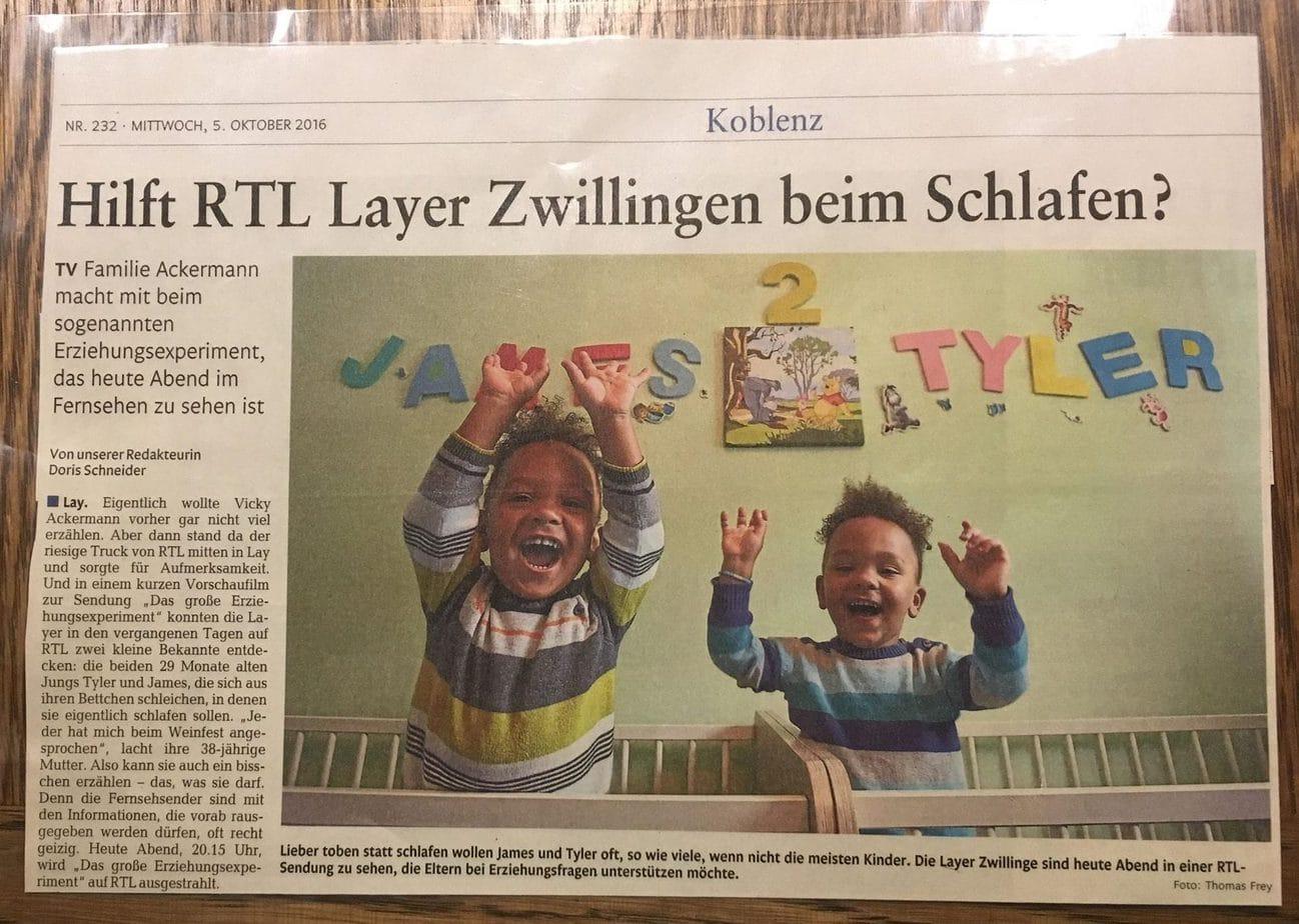Zwillingsratgeber rtl-zwillinge-interview-e1541585160602 Kindermodel werden – die wichtigsten Tipps