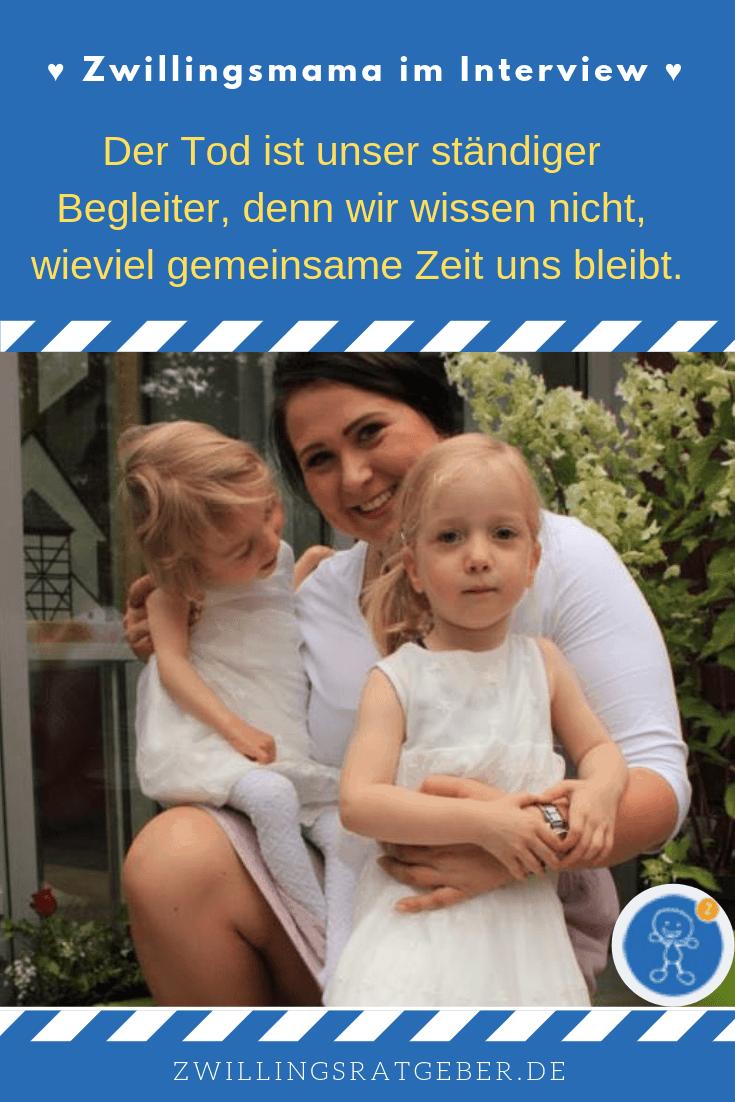 Zwillingsratgeber fruehchenmama-claudia-zwillinge Der Tod ist unser ständiger Begleiter - Interview mit Zwillings-Frühchen-Mama Claudia