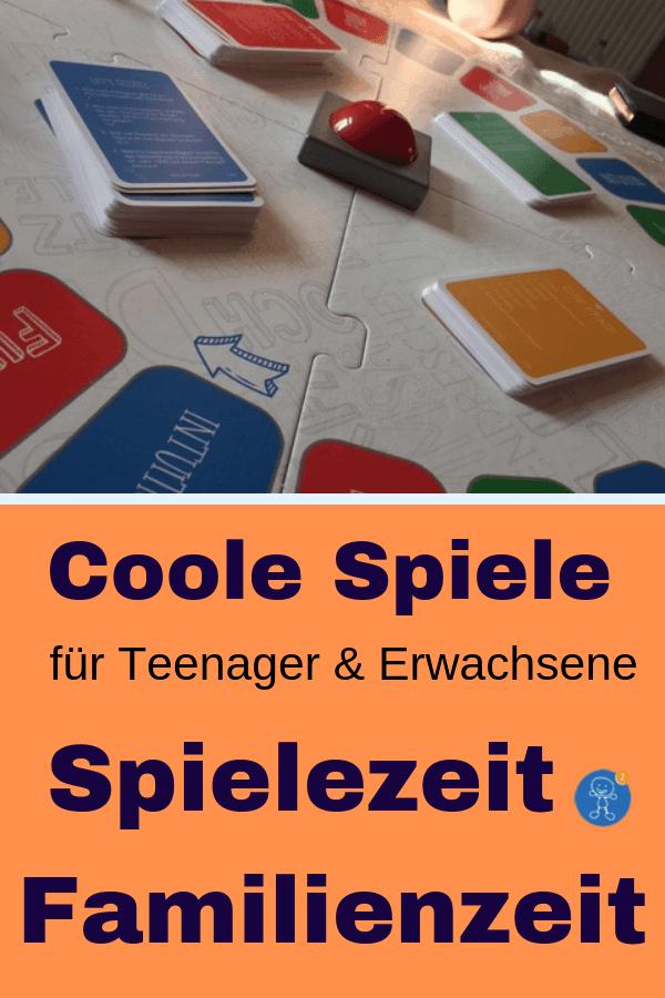 Zwillingsratgeber 1286 Gesellschaftsspiele für Teenager und Erwachsene – unsere Top 3