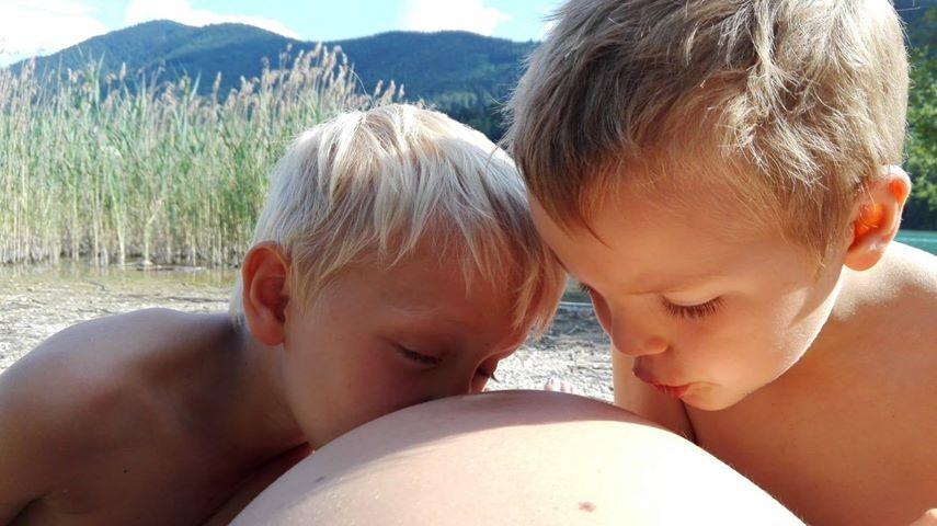Zwillingsratgeber schwanger-mit-zwillingen Zwei mal zwei ist sechs – Interview mit Doppelzwillingsmama Nici