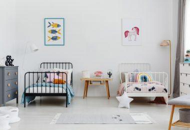 Zwillingsratgeber zwillingskinderzimmer-380x260 Einrichtungs-Tipps für ein modernes Zwillingskinderzimmer (Geschwisterkinderzimmer)