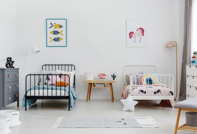 Zwillingsratgeber zwillingskinderzimmer-634x433 Einrichtungs-Tipps für ein modernes Zwillingskinderzimmer (Geschwisterkinderzimmer)