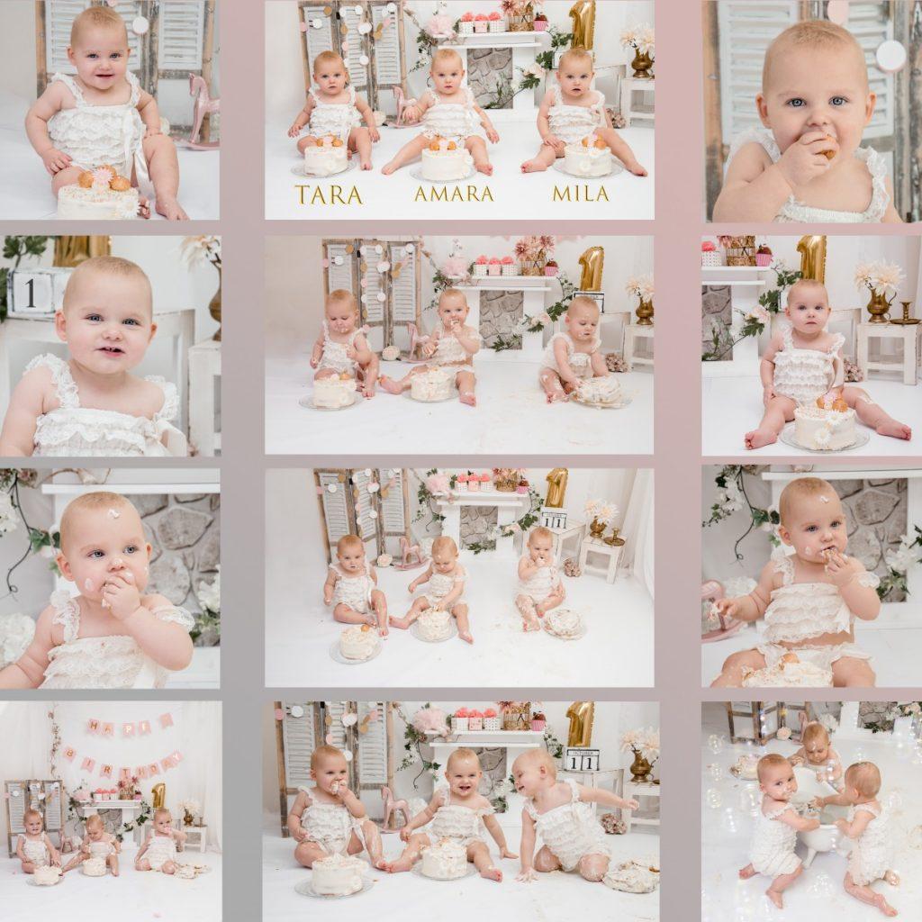 Zwillingsratgeber Bianca-Photografie_3llinge-Cake-Smash-47-1024x1024 Tipps für die besten Zwillings- und Drillings-Babyfotos von Bianca Rosenberger