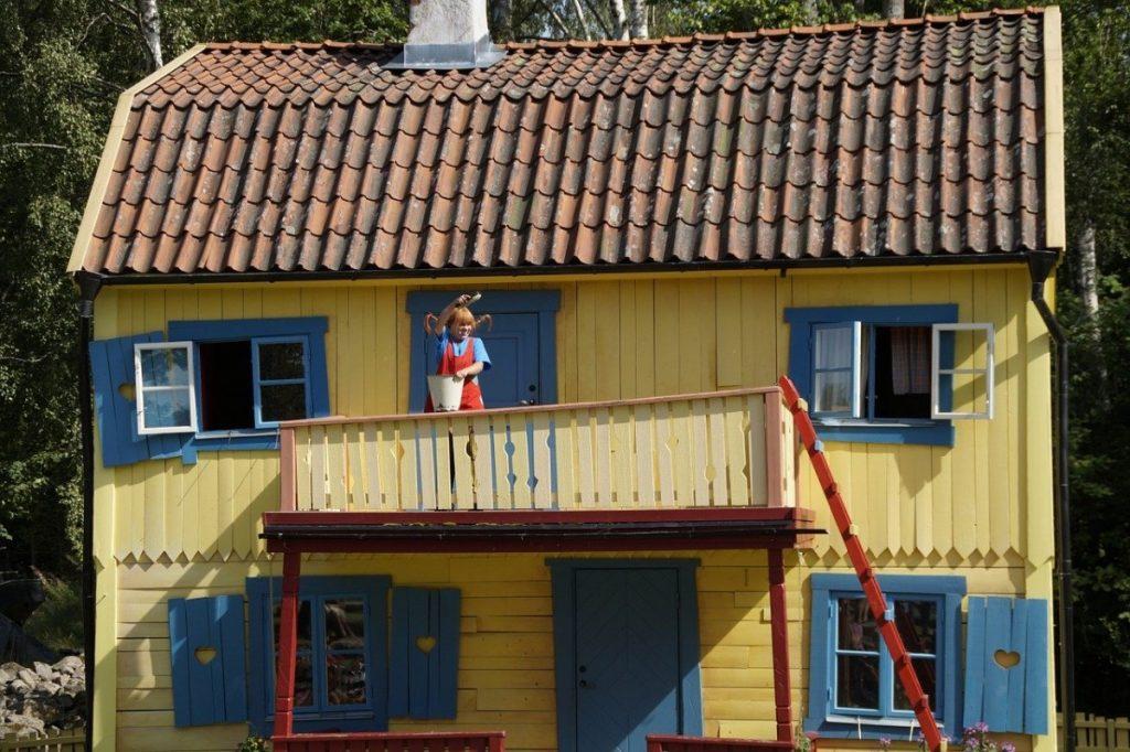 Zwillingsratgeber villa-kunterbunt-905347_1280-1024x682 Familienurlaub in Schwedens Natur zwischen Wäldern, Seen und Inseln