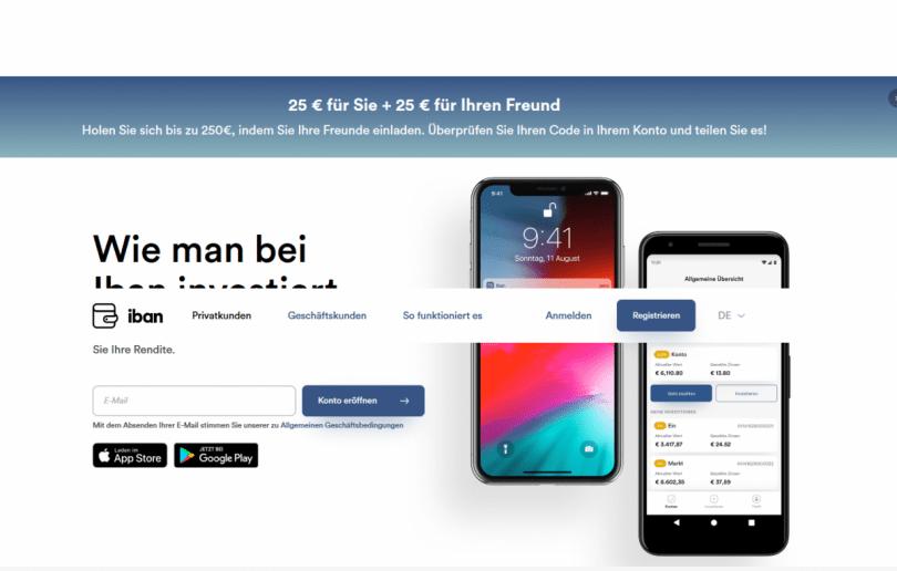 Zwillingsratgeber iban-ibanwallet-810x516 Anzeige: Interview über iban Wallet – Das Sparkonto für das Smartphone