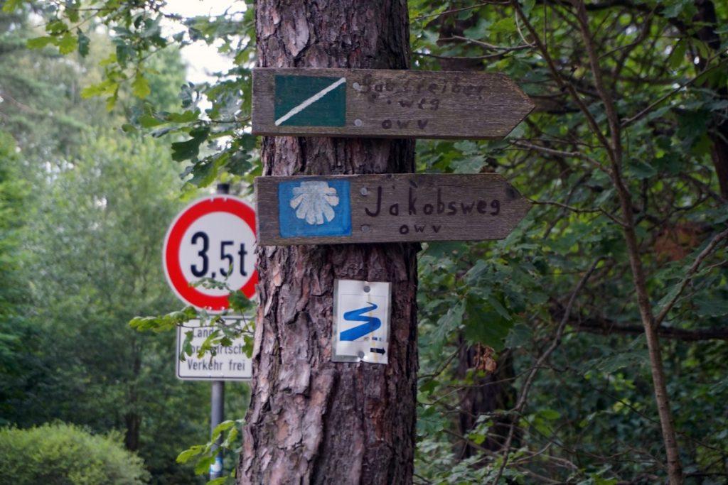 Zwillingsratgeber jakbosweg-pilgern-oberpfalz-1024x683 Auf dem Jakobsweg: Schwandorf nach Ensdorf