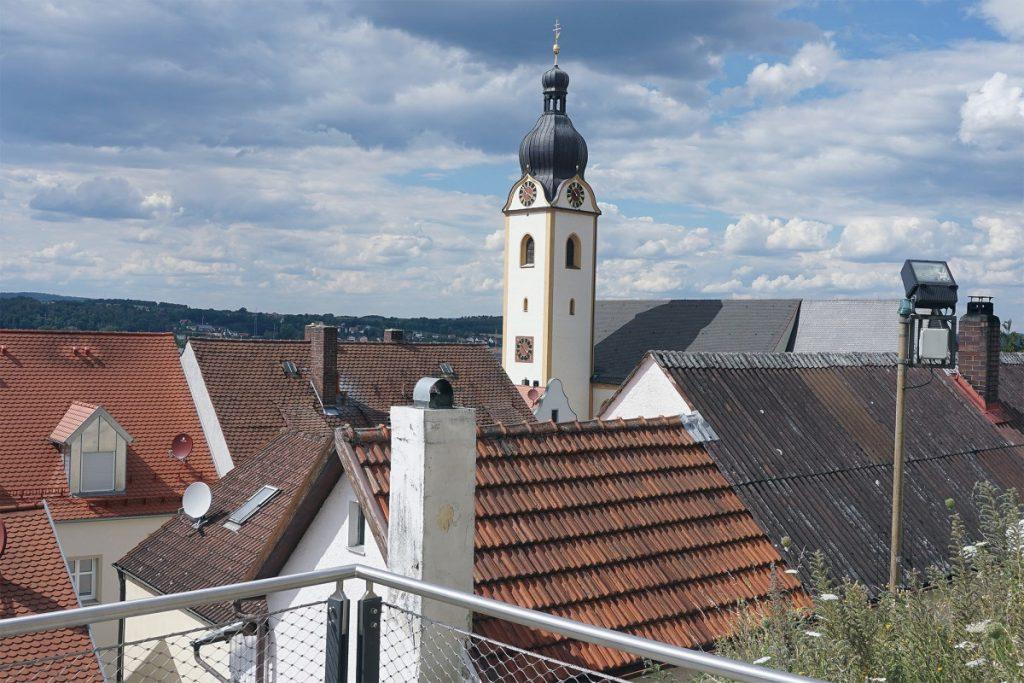 Zwillingsratgeber schwandorf-ausblick-Stadtpfarrkirche-St.Jakob_-1024x683 Auf dem Jakobsweg: Schwandorf nach Ensdorf